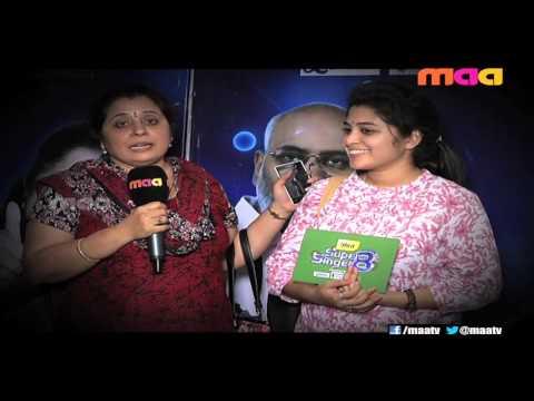 Introducing Damini Bhatla To The Super Singer 8
