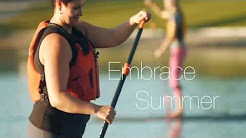 Escape Sports Stand Up Paddleboarding Saskatoon
