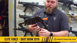 Shot Show 2019 - Elite Force / Umarex Airsoft