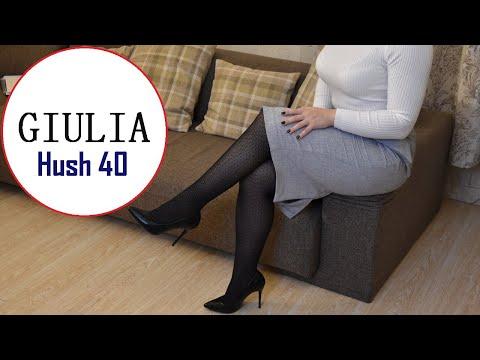 GIULIA HUSH 40 DEN PANTYHOSE