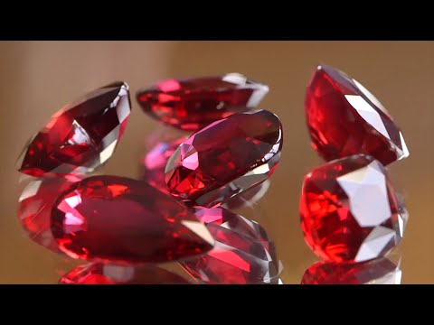 GRS Documentary: The Mozambique Ruby Collection - A Lifetime Experience