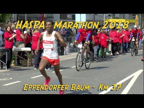 Der *HASPA-Marathon* 2018 am Eppendorfer Baum