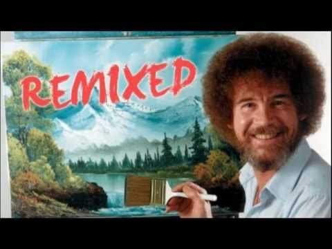 Bob Ross Remixed | Happy Little Clouds | Complete Song