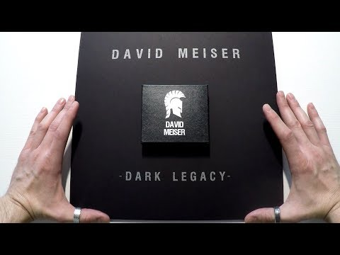 Collector's Edition of Dark Legacy by David Meiser