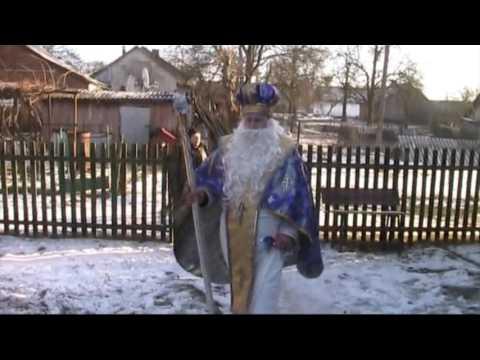 Святий Миколай у