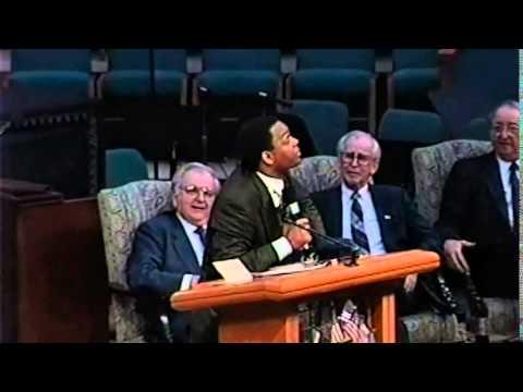"""""""The Language Of The Spirit"""" Calvin Enlow BOTT 1991"""