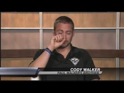 Cody Walker talks about his brother