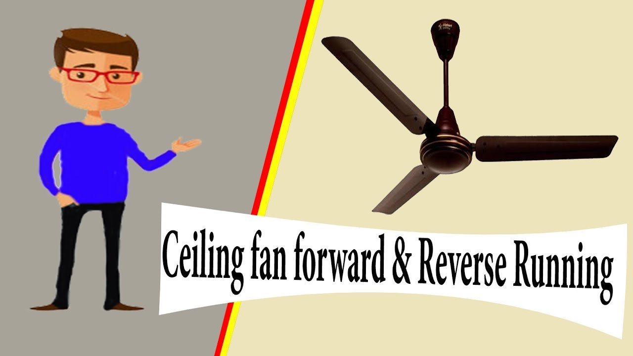 Ceiling Fan Forward Or Reverse Running