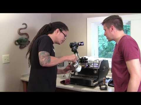 Newbie Introduction to Espresso - Latte Art