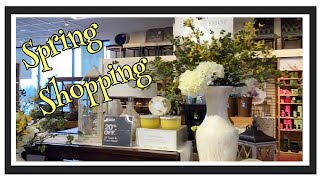 Gambar cover Spring Shopping | Pier 1, Michael's | Shop With Me
