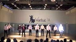 Wanhat 2013 poikien tanssi - Vimpelin lukio