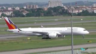 Philippine Airlines 1st A350
