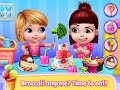 Baby Kim - Care, Play & Dress Up Part 1 - iPad app demo for kids - Ellie