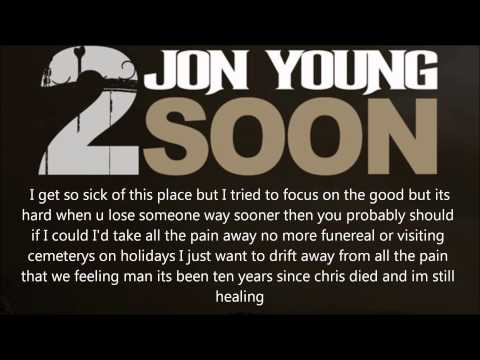 "Jon Young- 2 Soon ""If I Die Young"" The Band Parry Remix Lyric Video"