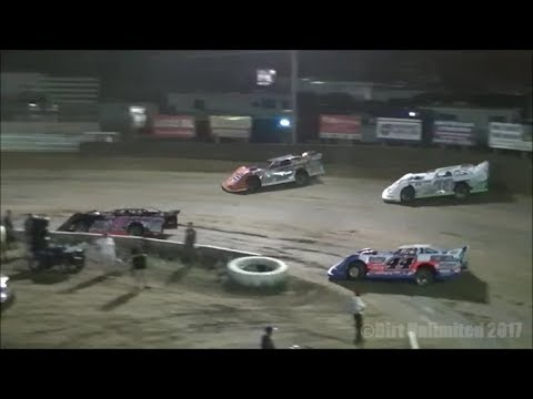 7.28.17 | UMP Late Models FULL SHOW | Belle Clair Speedway