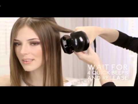 Стайлер для объёма волос