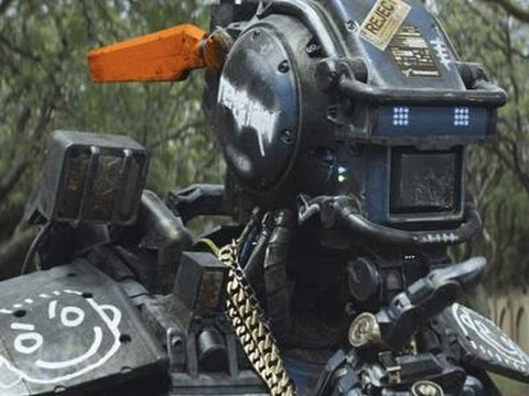 'Chappie' Cast on Their Favorite Robot Flicks
