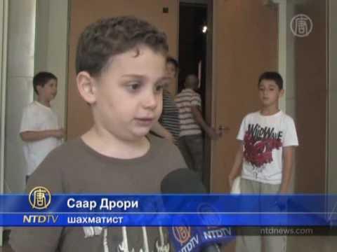 Восьмилетний вундеркинд против Гарри Каспарова