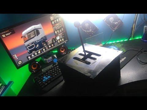 How To Make H-Shifter For PC? / Kako Napraviti Mjenjac Za PC?