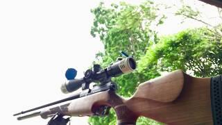 155m  Airgun Can Do  ยิงนกด้วยปืนลมระยะ155เมตร