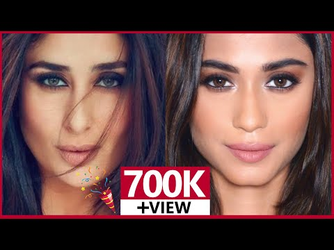 Kareena Kapoor Khan Instagram Makeup Tutorial | Soft Smokey Eyes | Sush Dazzles thumbnail