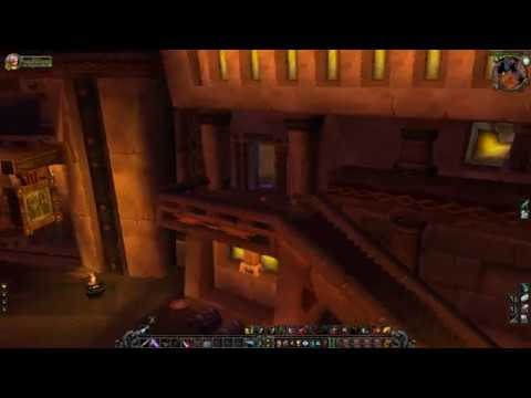 Ironforge Mining Trainer, WoW Classic