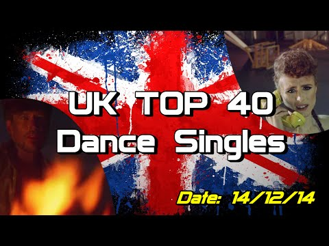 UK Top 40 - Dance Singles (14/12/2014)