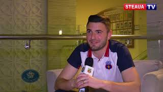 Horia Iancu, interviu exclusiv din cantonament Antalya