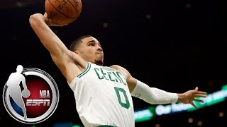 Jayson Tatum is a superstar in the making | NBA Highlights