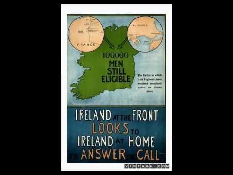Vintage Irish World War I Posters