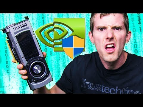 Thumbnail: IS NVIDIA RUINING YOUR PERFORMANCE?