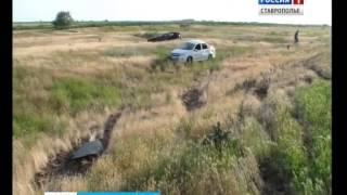Авария с жертвами  произошла  на Ставрополье