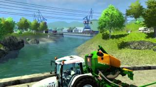 Farming Simulator 2013 Launch Trailer (Mac)