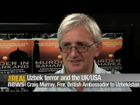 Uzbek terror and the UK/USA
