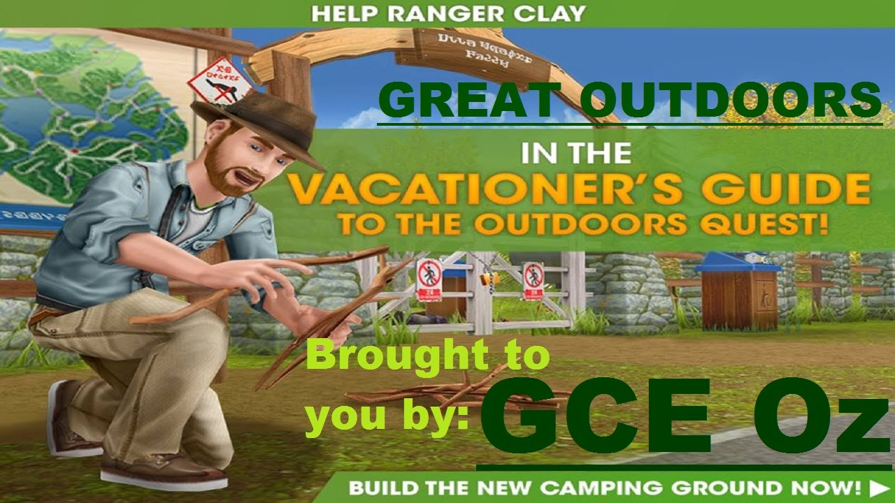 Vacationer's Guide To The Outdoors QUEST - Deer Spring ...