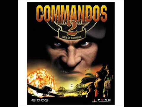 Commandos 2 Soundtrack 13:Is Paris burning?