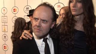 Lars Ulrich says new Metallica album out by 2015
