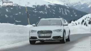 2012: Audi A6 Allroad quattro: Avant fürs Gelände