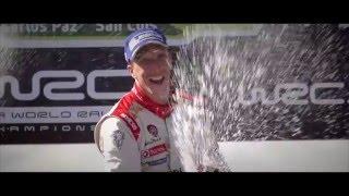 Best of WRC 2015 - Citroën Racing