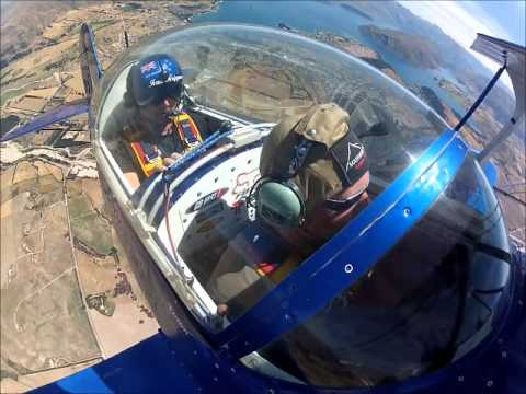 Souther Lakes learn to fly: Pitts Special