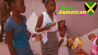 The Real Jamaican Girls Crash A Car