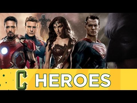 Heroes - Batman V Superman VS Civil War, Who Will Prevail?