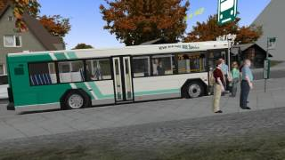 Great Grundorf 2 with Gillig Advantage 35ft buses by UTMS&D