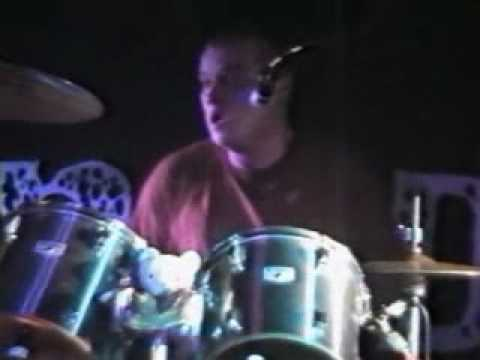 CHINA DRUM-Live@King Tuts96-Fall Into Place.