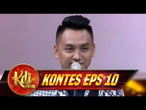 Lagu Pilihan Dari Dewan Juri Untuk Penampilan Joko Kedua Kalinya - Kontes KDI Eps 10 (17/8)