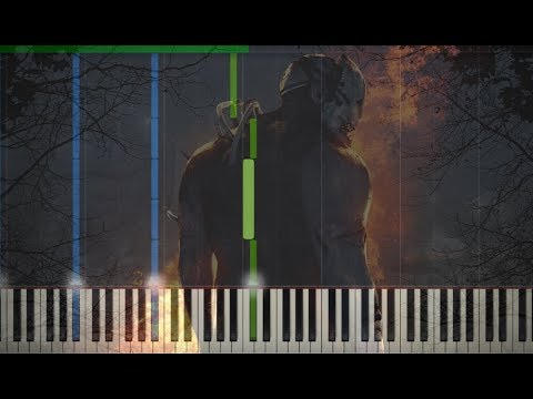 Dead By Daylight Theme Piano Tutorial Youtube
