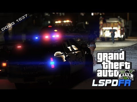 "GTA V LSPDFR Day-203 (City Patrol) (BPD) ""Buffalo Police #2"""
