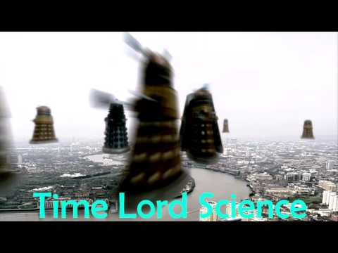 Doctor Who Unreleased Music - Doomsday - Time Lord Science (Dalek Theme)