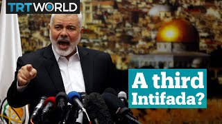 Is a third Palestinian intifada under way?