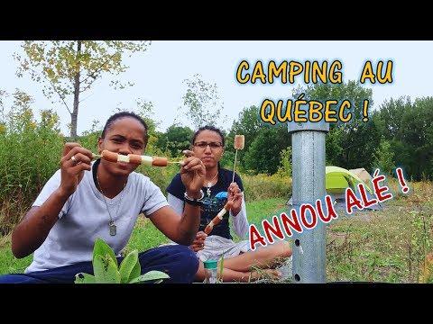 Camping à 15 minutes de Montréal - Parc des îles de Boucherville !